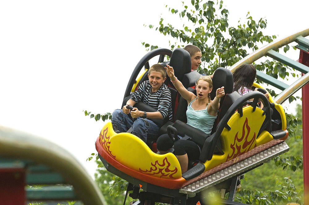 Dragons Fury at Chessington World of Adventures