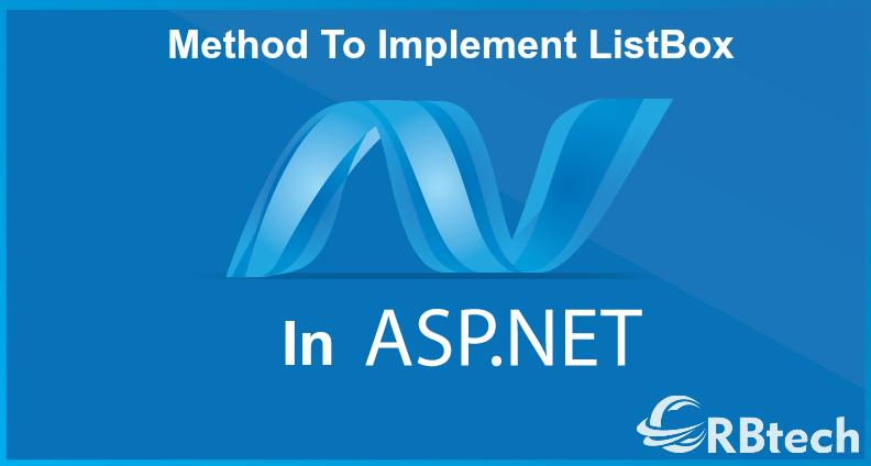 Method_To_Implement_List_Box_in_Asp_Dot_Net_MVC
