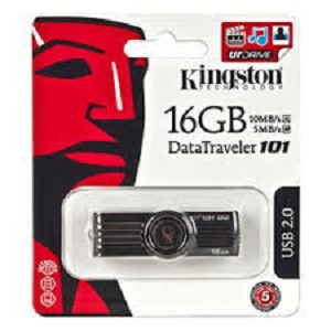 FLASHDISK KINGSTON 16GB 2.0