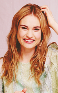 Lily James avatars 200x320 - Page 2 Evie03