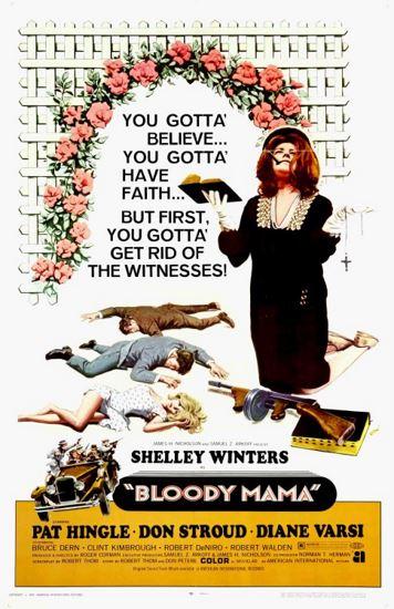Krwawa mamuśka / Bloody Mama (1970) PL.HDTV.XviD-GR4PE | Lektor PL