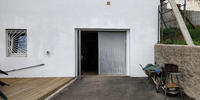 garage actuel