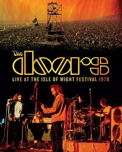 The Doors - Live At The Isle Of Wight Festival 1970 (2018) [DVD9]