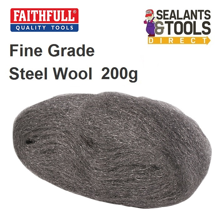 Faithfull Steel Wool Fine FAIASW12F