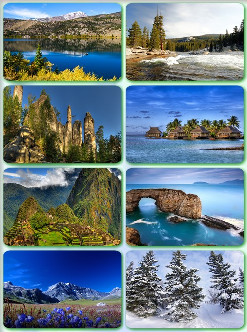 Most Wanted Nature Widescreen Wallpapers # 511