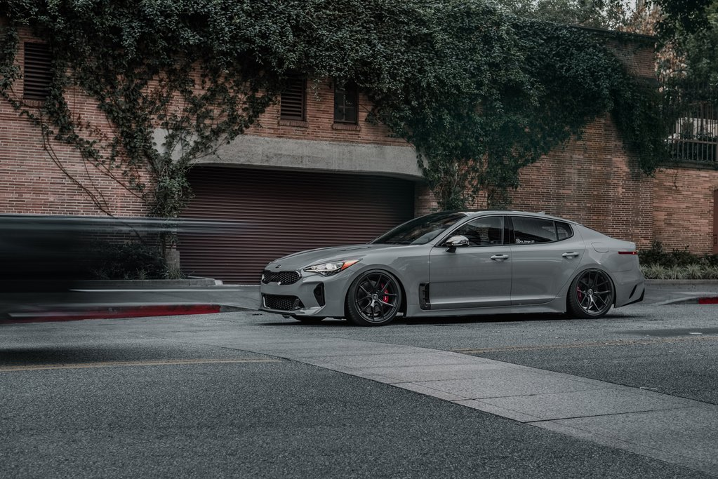 official ceramic silver ghost grey kia stinger pictures thread page 2 kia stinger forum ceramic silver ghost grey kia stinger