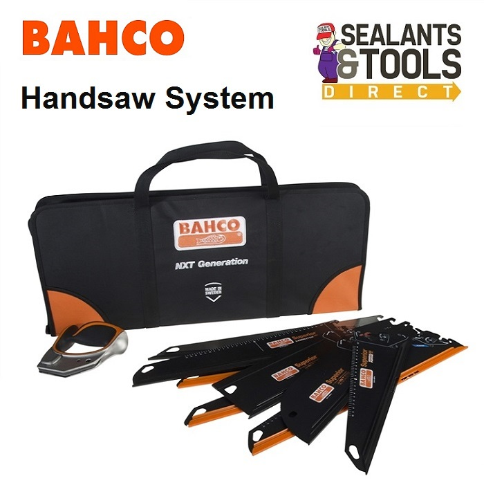XMS17EXSAW Bahco Ergo handsaw System