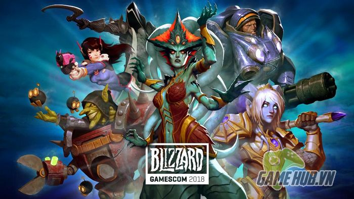 Blizzard Entertainment Brings A Festival Of Games And Community