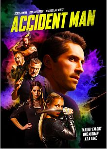 Accident Man 2018 DVDRip
