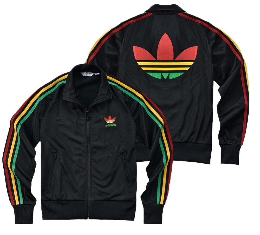 new adidas originals women firebird rasta colorful jamaica. Black Bedroom Furniture Sets. Home Design Ideas
