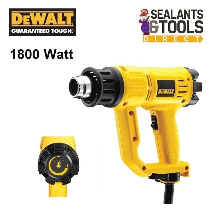 Dewalt D26411 Hot Air Heat Gun