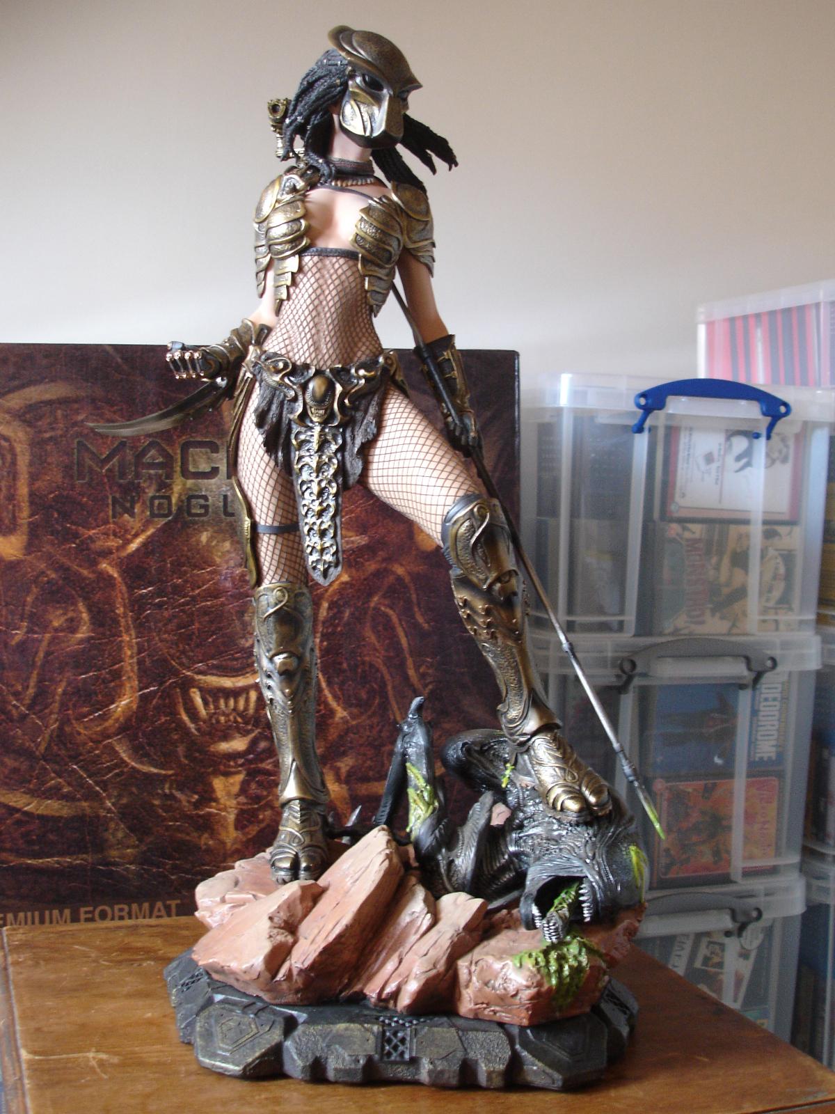 Machiko Noguchi Premium Format Figure - Page 81 - Statue Forum-3027