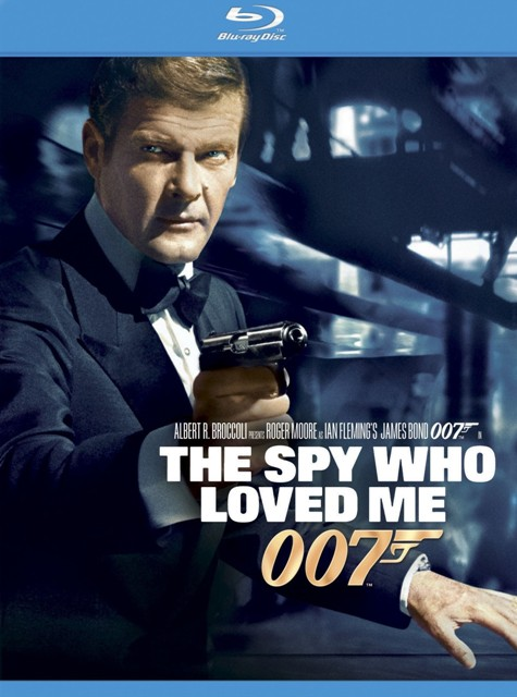 James Bond: The Spy Who Loved Me (1977) BluRay 720p 800MB