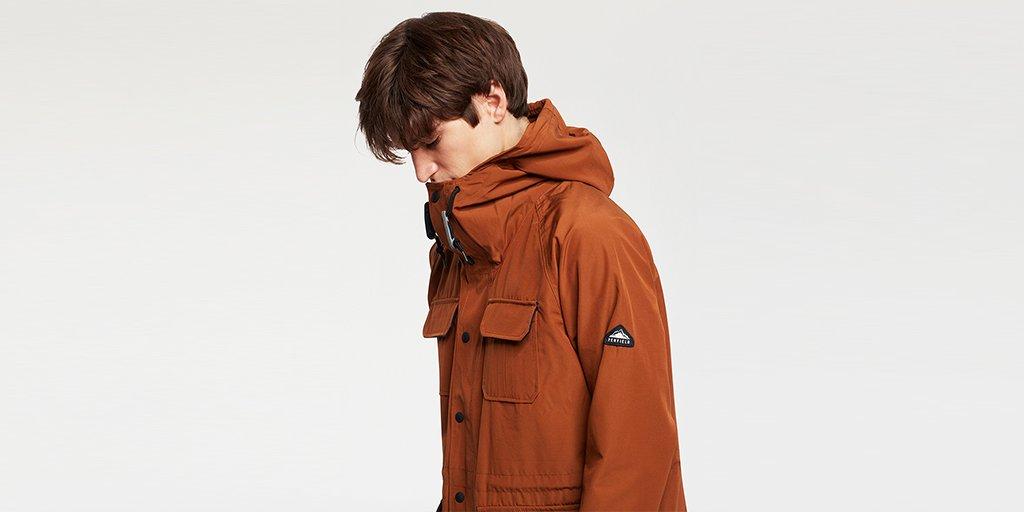 куртки в острове