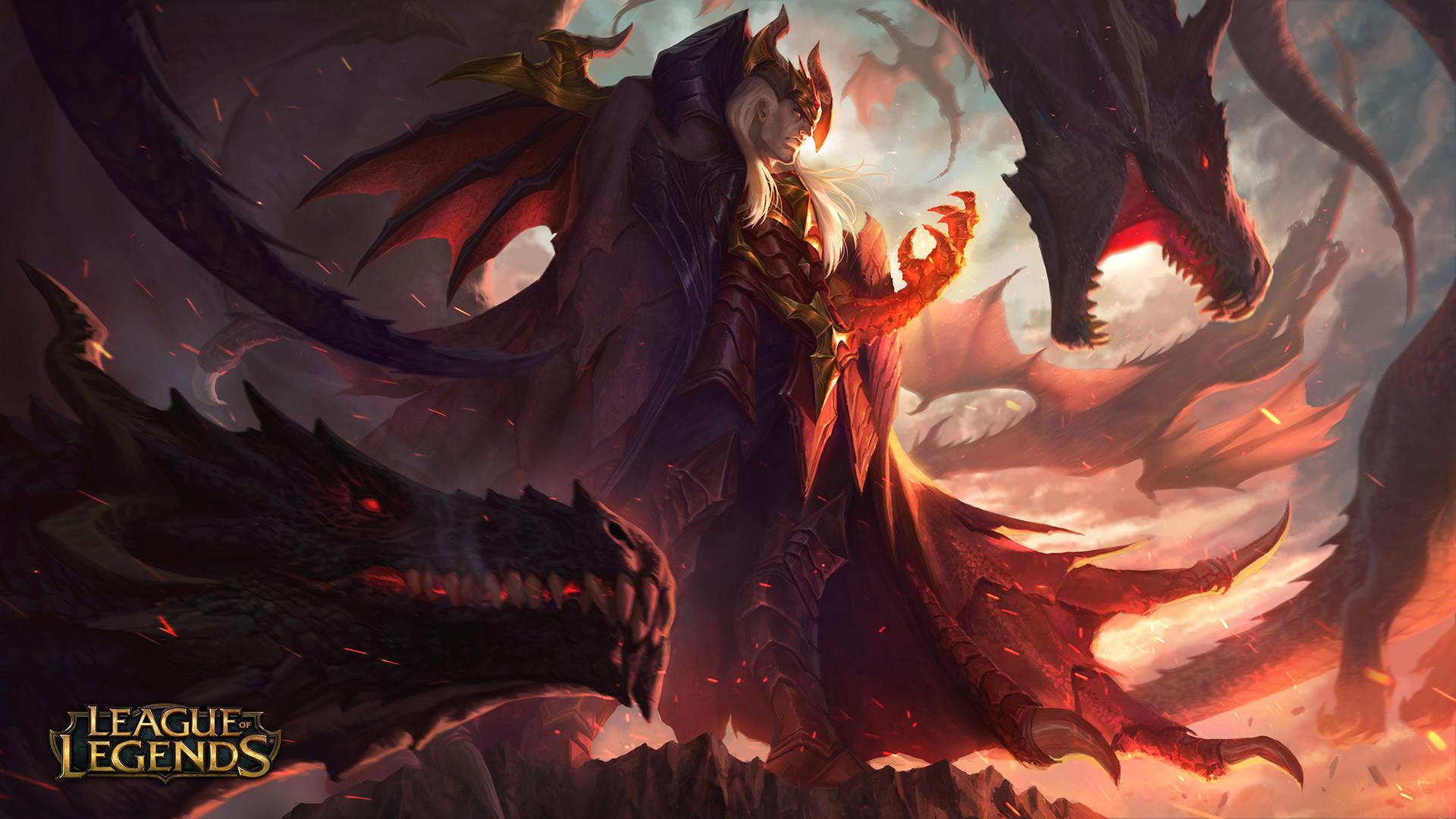 Swain Maestro de dragones