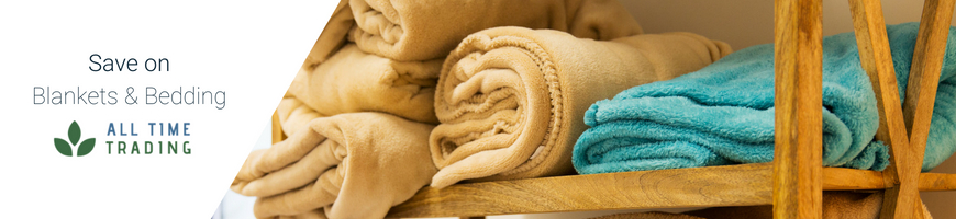 Wholesale plush Blankets and micro plush blankets