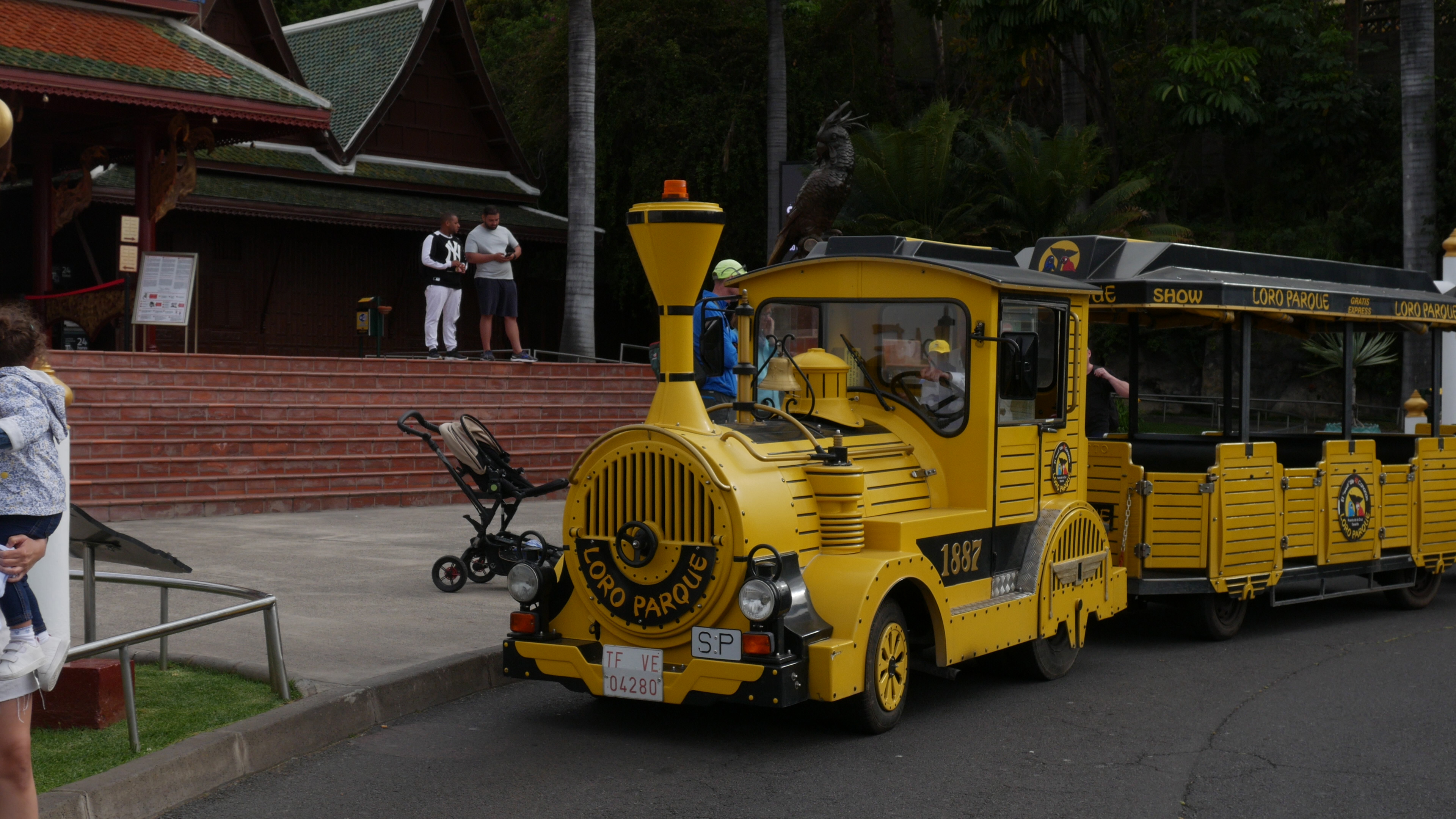 Loro Parque Express Train