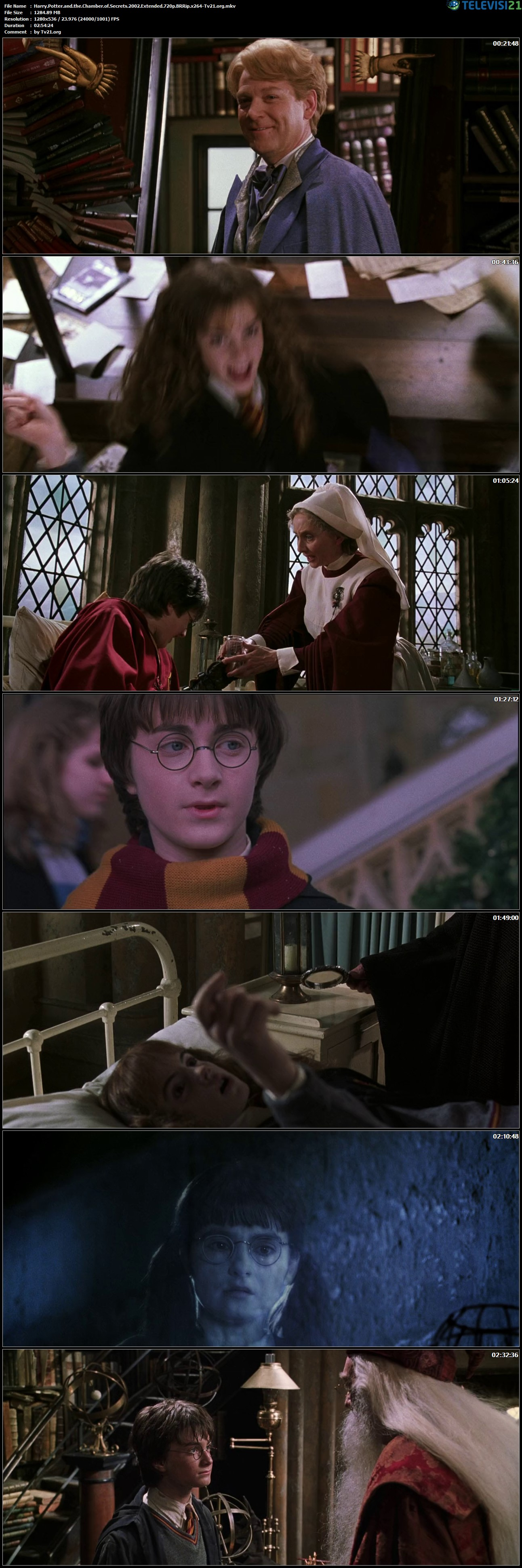 Harry potter and the chamber of secrets 2002 bluray 480p - Harry potter chambre secrets streaming ...