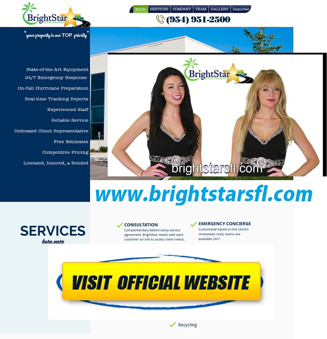 Bright Star Property Maintenance Florida