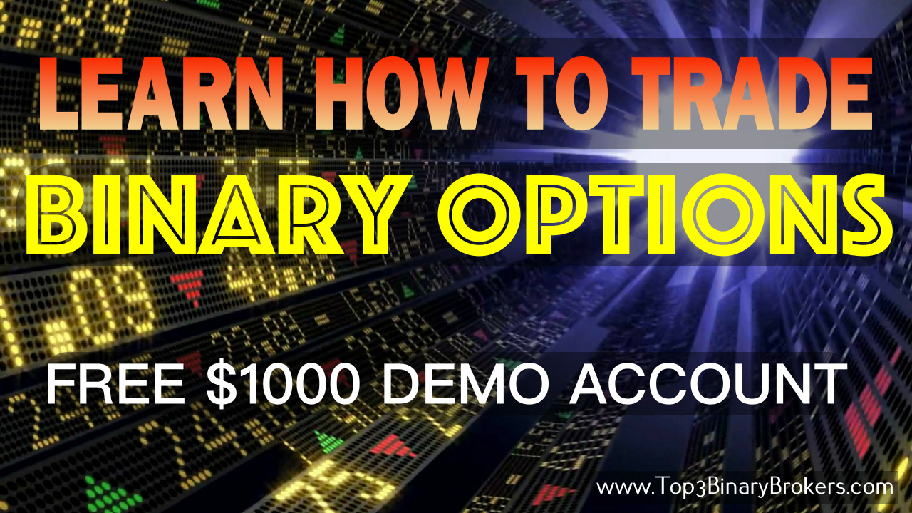 Try Demo Account For IQ Binary Option 2018