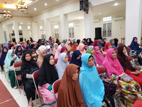 peserta menghafal qur'an