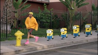 Pharrell Williams – Yellow Light (Despicable Me 3)