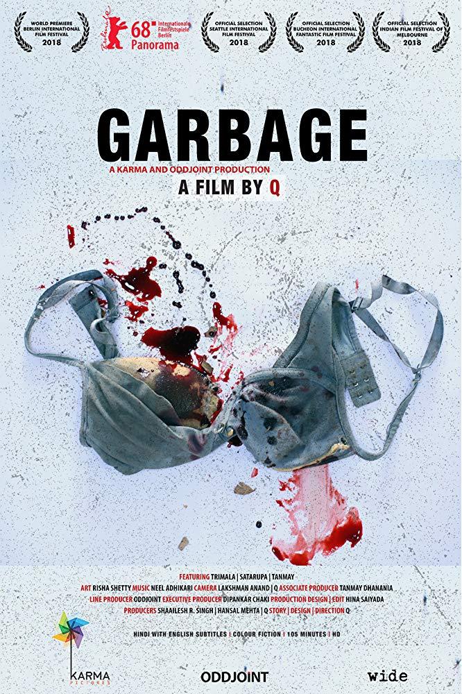 Garbage (2018) Hindi 720p HDRip 850MB