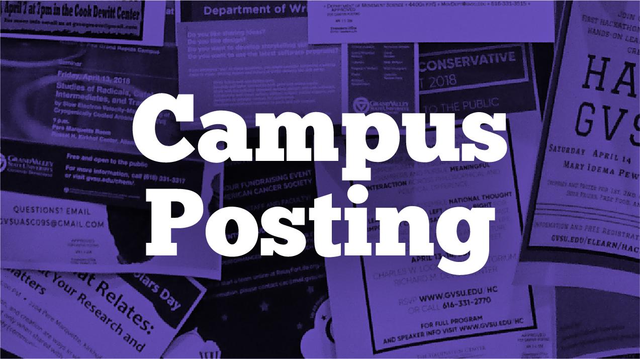 Campus Posting