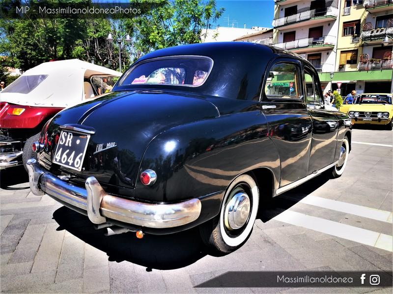 Raduno auto e moto d'epoca San Giovanni La Punta Fiat_1400_50_SR004646_3