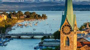 Tourist Places in Zurich