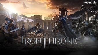"""Iron Throne - Game thẻ bài chiến lược dành cho những game thủ """"khát máu"""""""