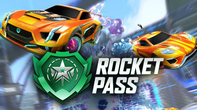 ROCKET LEAGUE's First Rocket Pass Season Pass Will Be Releasing On September 5th
