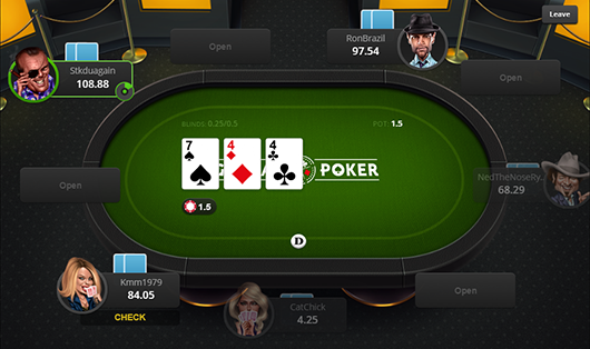 Play poker online for real money canada