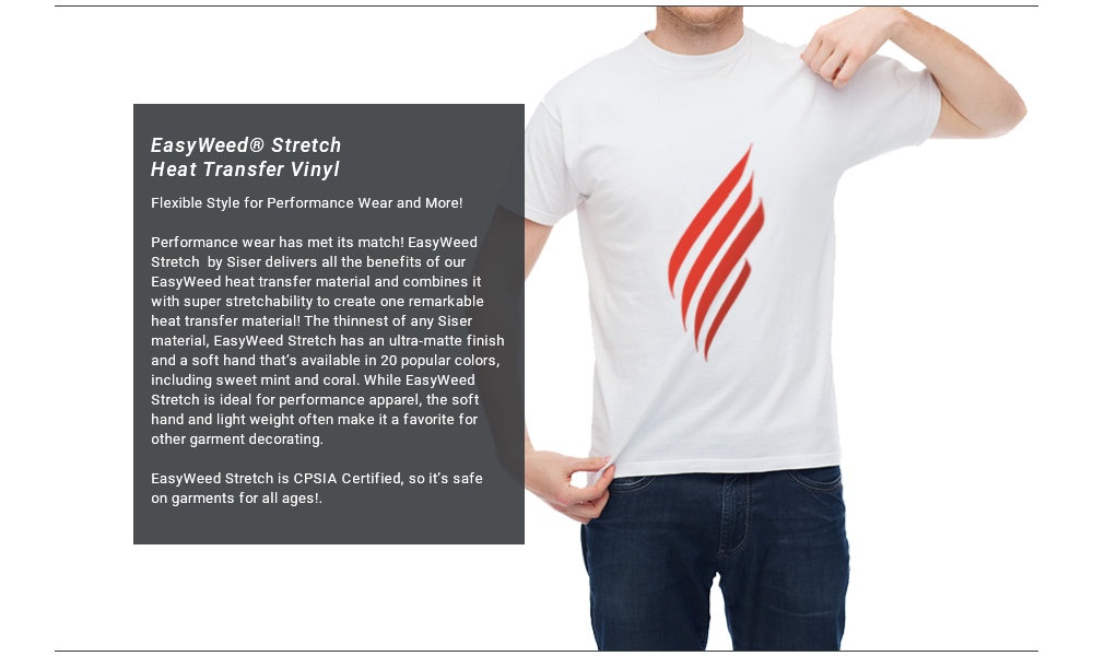 Siser Easyweed Stretch Heat Transfer Vinyl 15 Quot Free