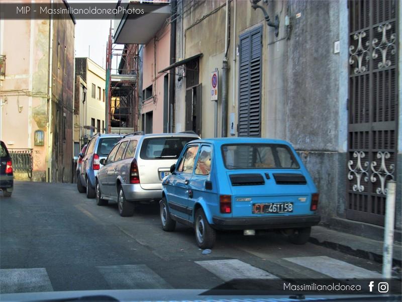 avvistamenti auto storiche - Pagina 30 Fiat-126-Personal-4-650-78-CT461158