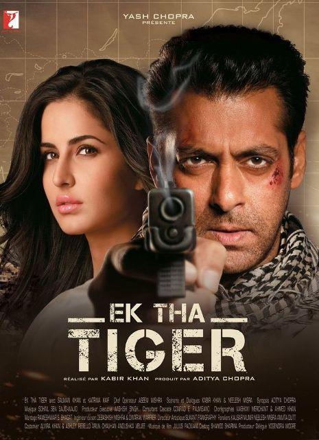 Ek Tha Tiger (2012) BluRay 720p 1.4GB
