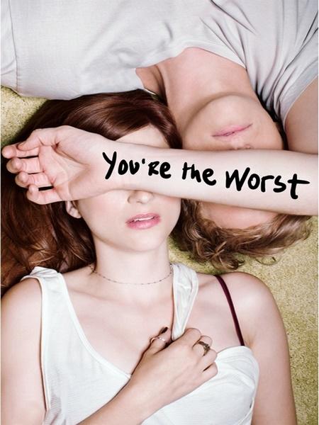 You're The Worst Season 3 DVDRip x264-REWARD
