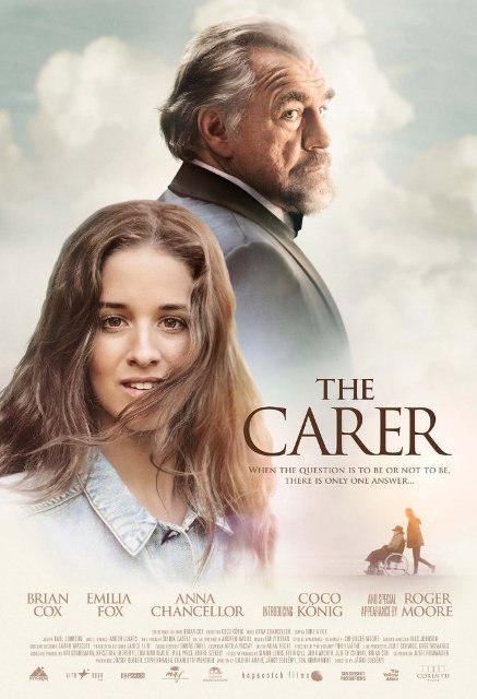 The Carer (2016) BluRay 720p 700MB