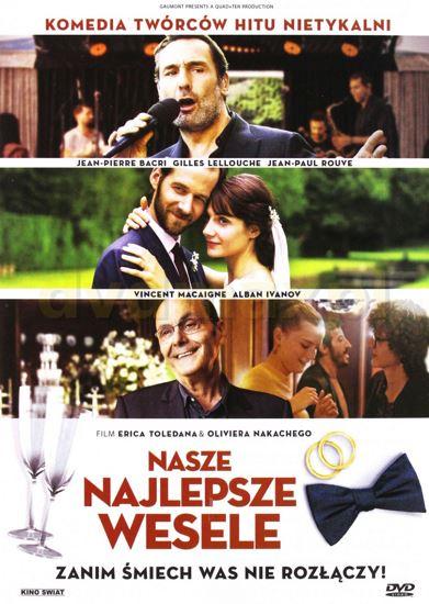 Nasze najlepsze wesele / Le sens de la fete (2017) PL.AC3.DVDRip.XviD-GR4PE | Lektor PL