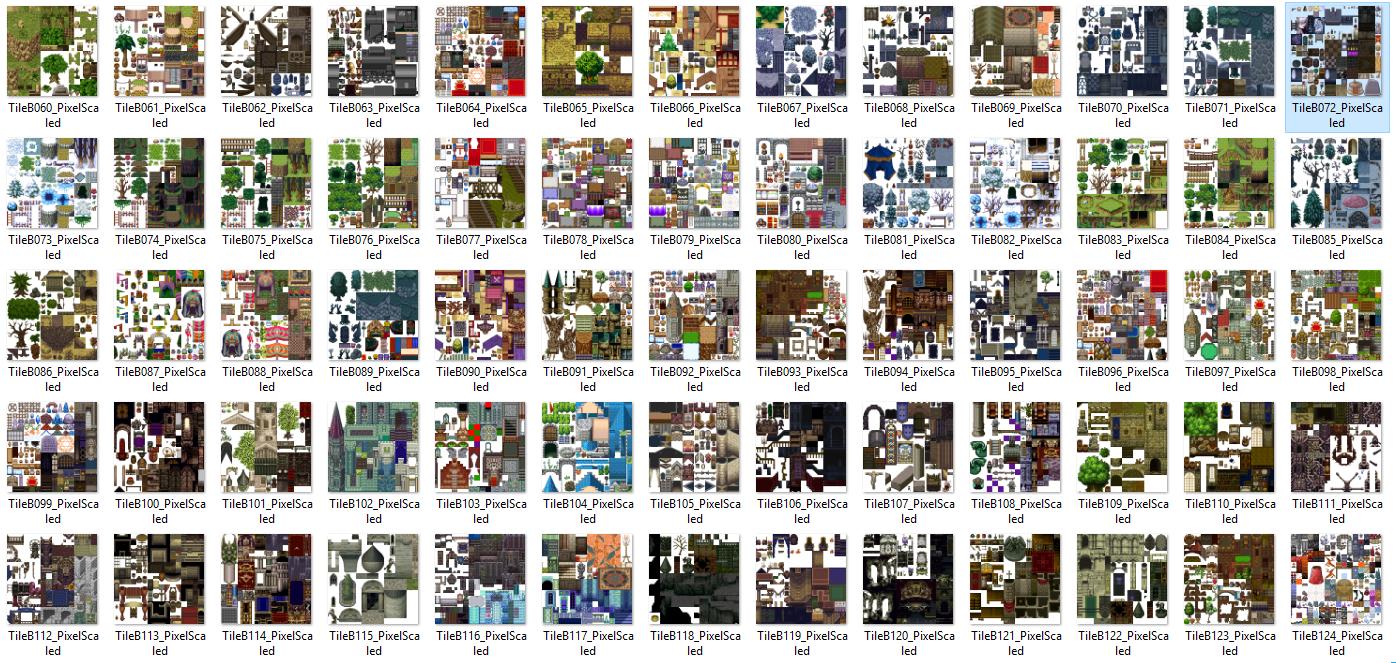 1350 Tilset varié (VX ACE et pour MV) Image19