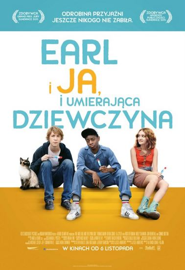 Earl i ja, i umierająca dziewczyna / Me and Earl and the Dying Girl (2015) PL.BRRip.XviD-GR4PE | Lektor PL