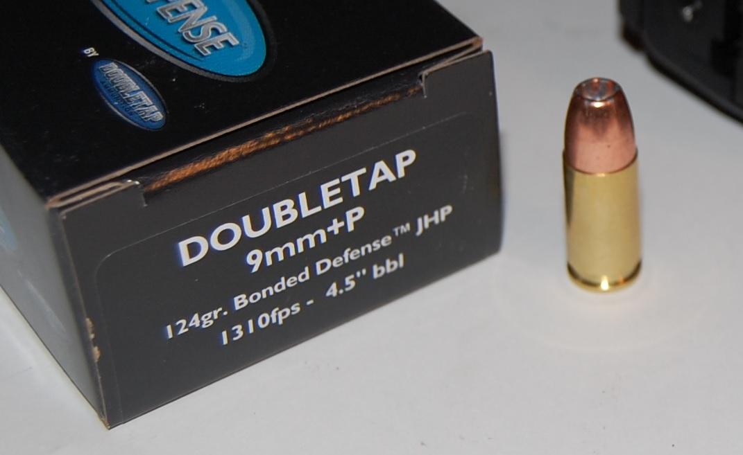 9mm JHP Bonded vs Non-Bonded