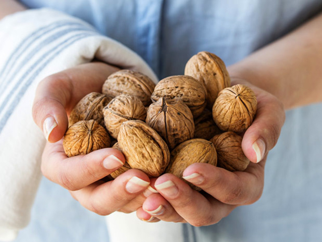 Walnuts help prevent and fight bowel cancer
