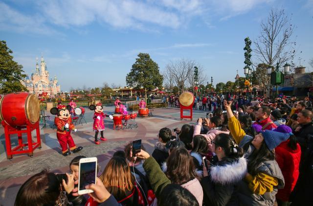 Shanghai Disneyland (2016) - Le Parc en général - Page 39 W789