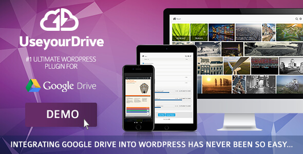 Download Use-your-Drive v1.9 – Google Drive plugin for WordPress