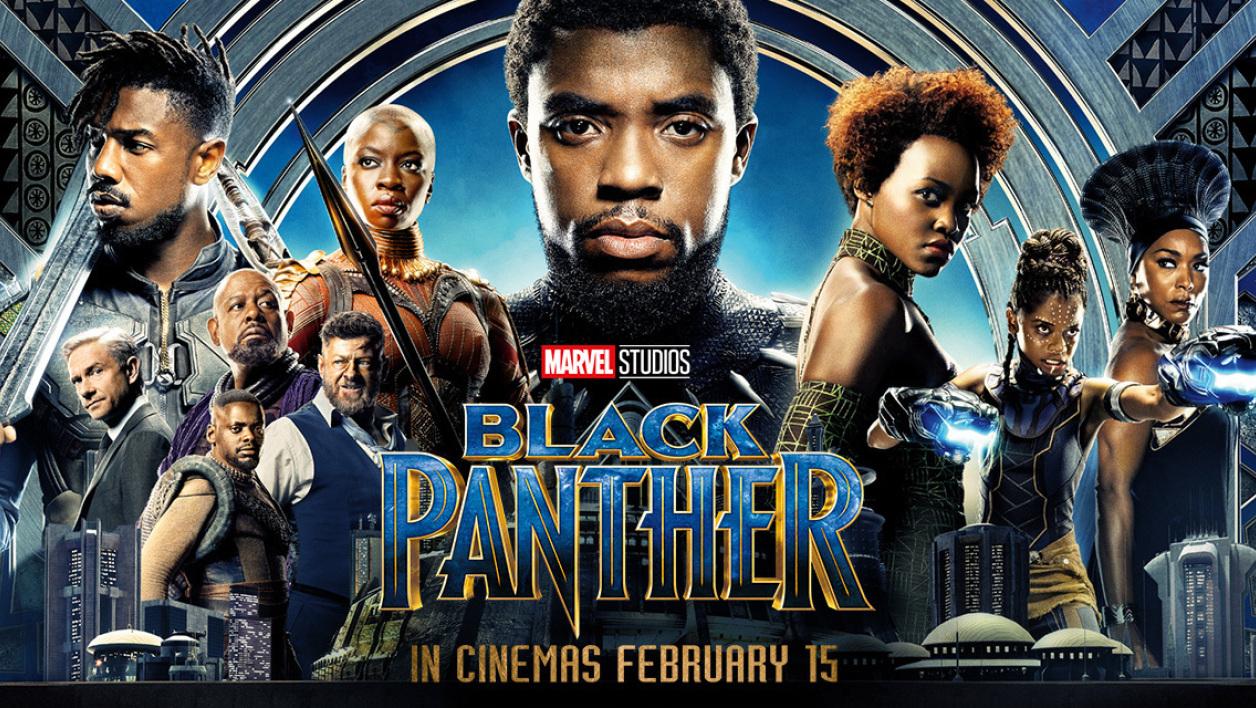 فيلم Black Panther مترجم