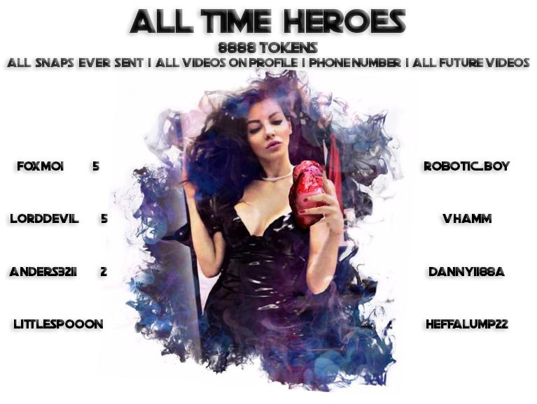 alltime heroes