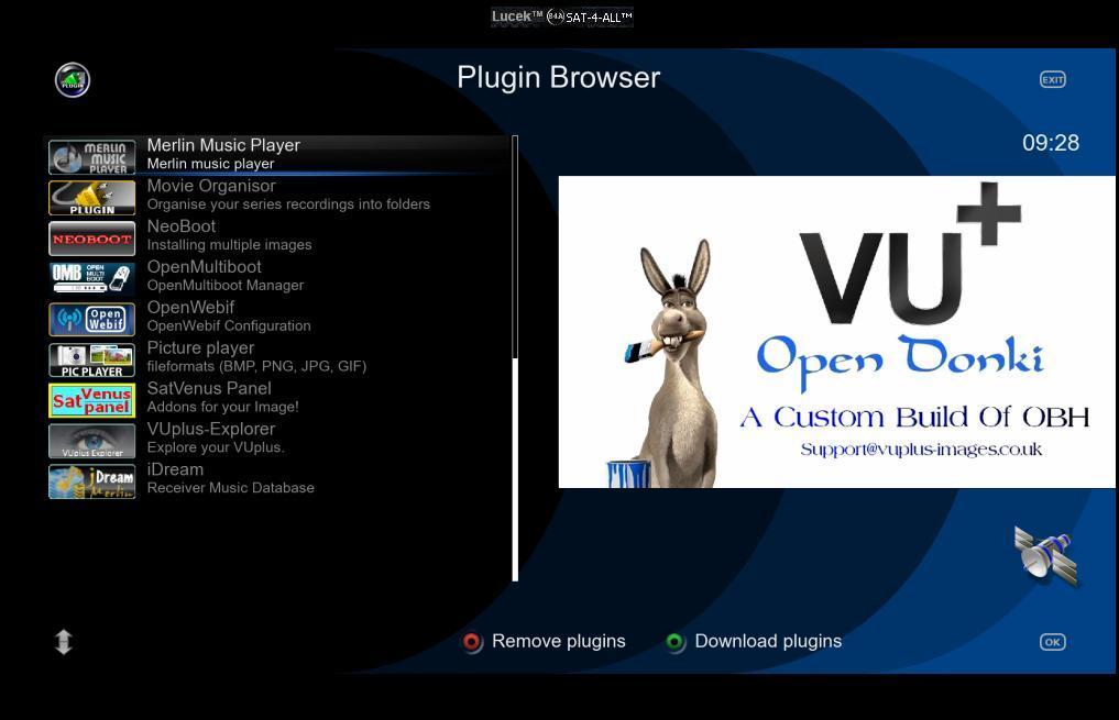 VU+ OpenDonki 4 2