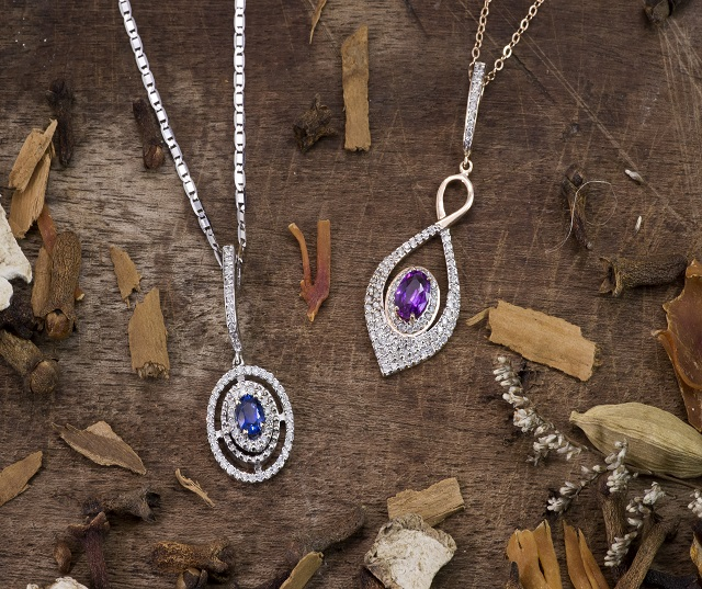 Jewel Arena Pendants