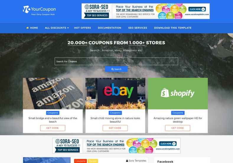 Your_Coupon_Blogger_Template